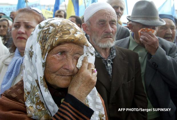 tatari din Crimeea