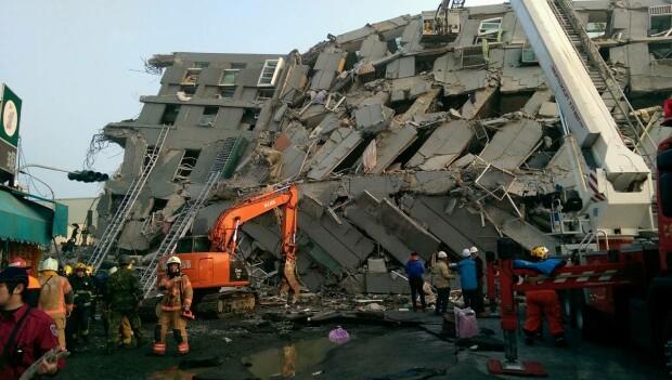 taiwan - cutremur - 3