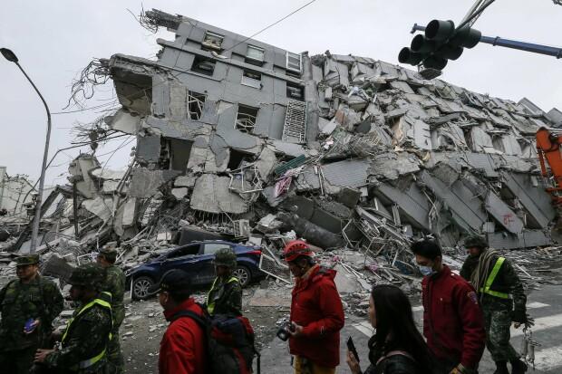 taiwan - cutremur - 8