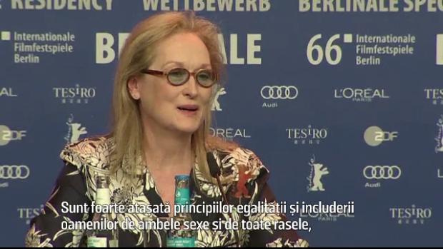 Meryl Streep Berlinala