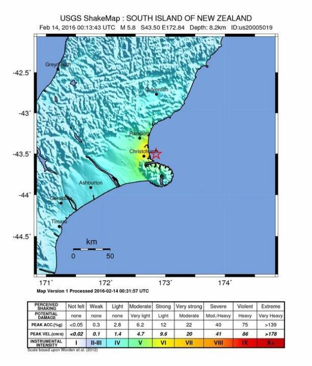 cutremur Noua Zeealanda
