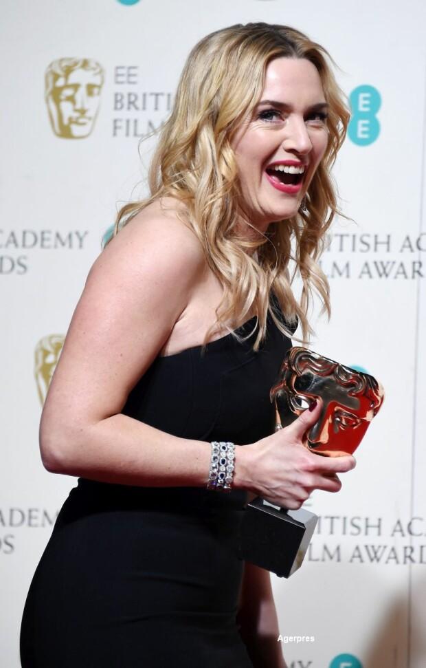Premiile Bafta - Kate Winslet