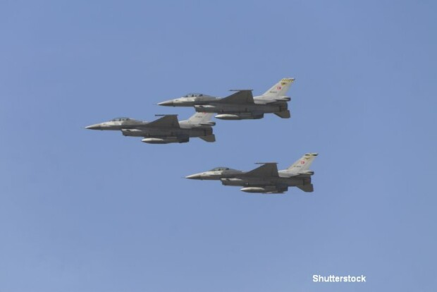 Avioane F16 Turcia