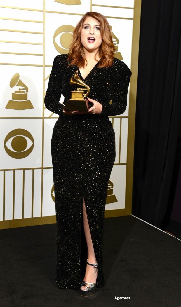 Premiile Grammy - Meghan Trainor