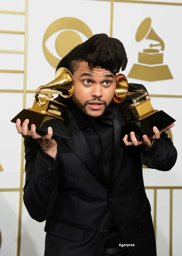 Premiile Grammy - The Weeknd