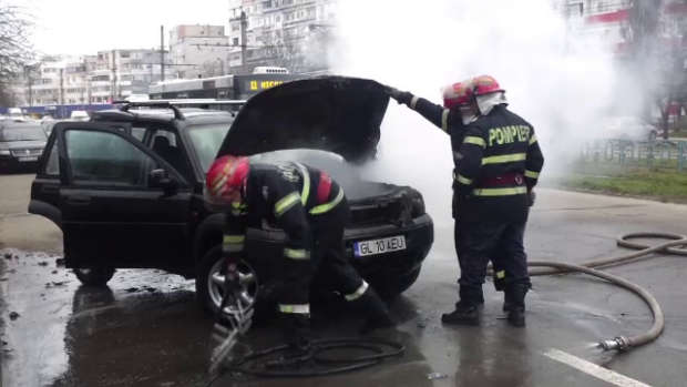 masina arsa Galati