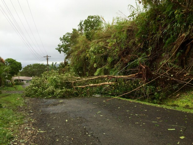 ciclon Fiji- Agerpres
