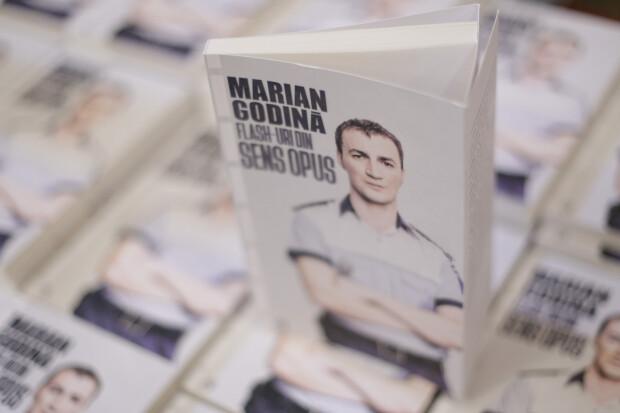 lansare Marian Godina - INQUAM