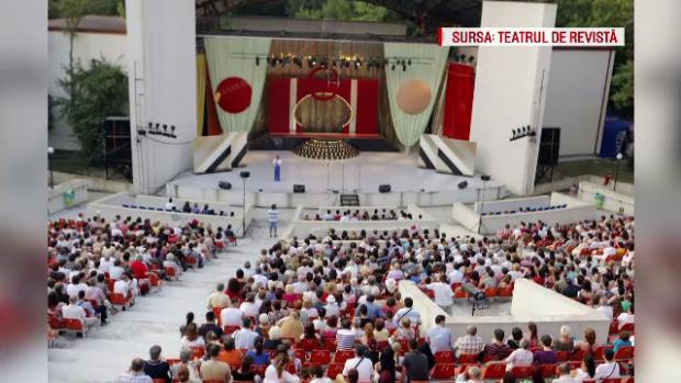 Teatrul de Vara Herastrau