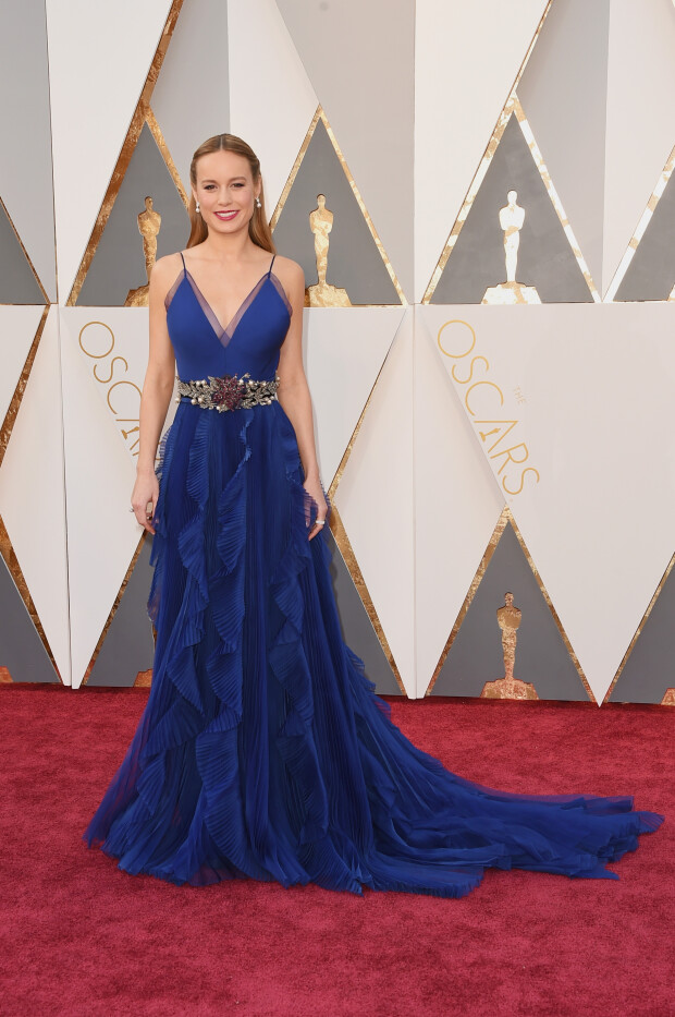 Brie Larson Oscar
