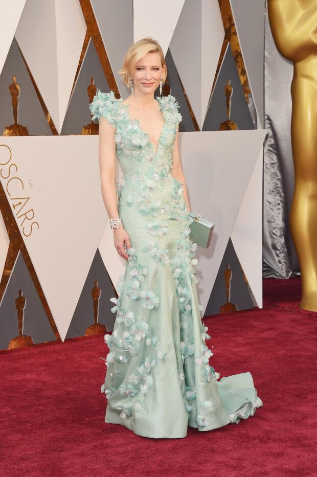 Cele mai spectaculoase aparitii la Premiile Oscar 2016 - 37