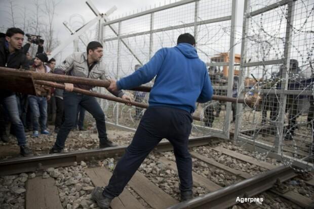 Imigranti Grecia