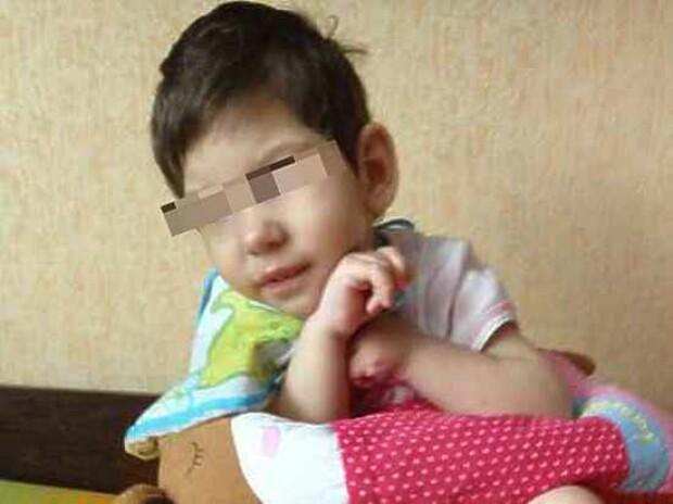 copil decapitat Moscova