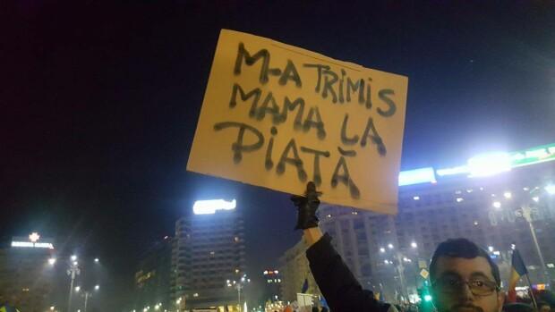 protest vineri