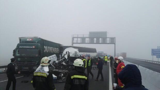 accident in Ungaria - 1