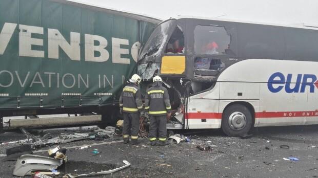 accident in Ungaria - 2