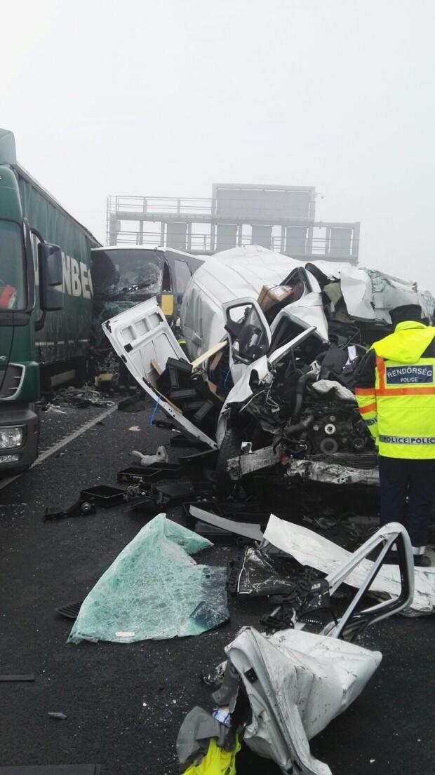 accident in Ungaria - 5
