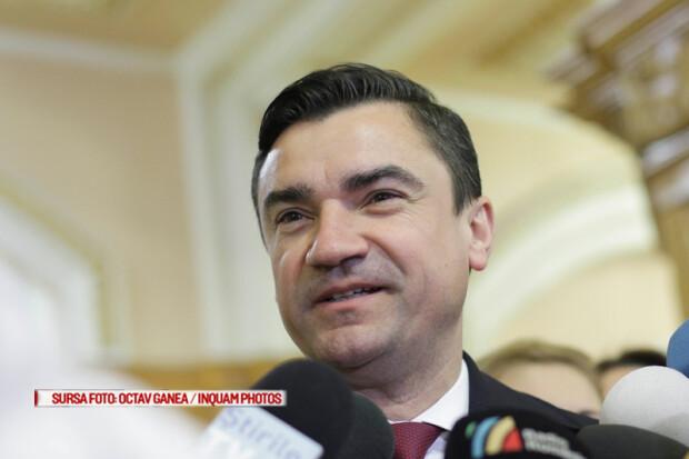 Mihai Chirica, primar Iasi - FOTO INQUAM