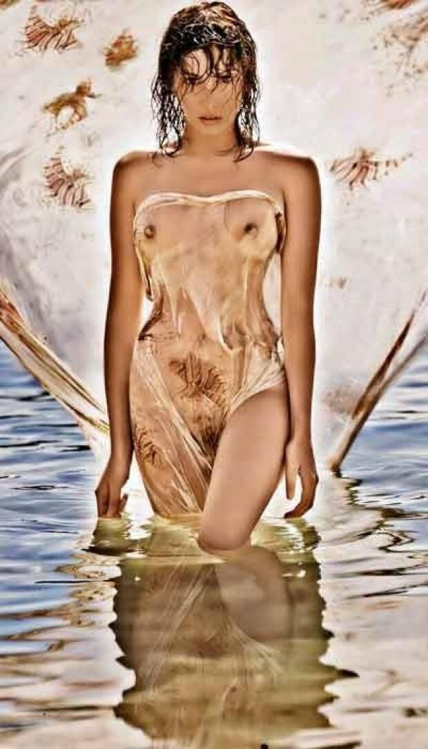 Playboy roberta mancino desnuda