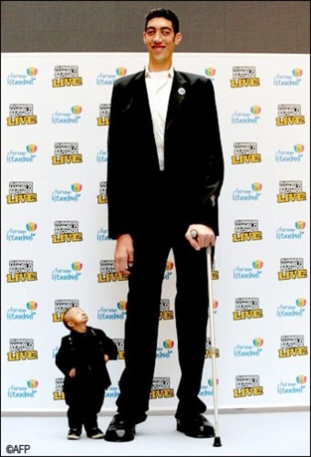 Самые высокие люди картинки 8