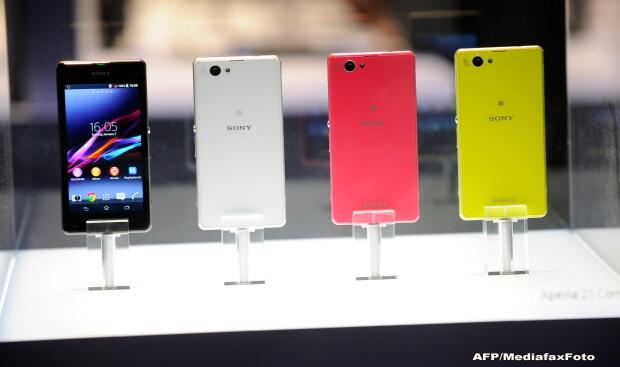 Lansarea Sony Z1 compact la CES 2014
