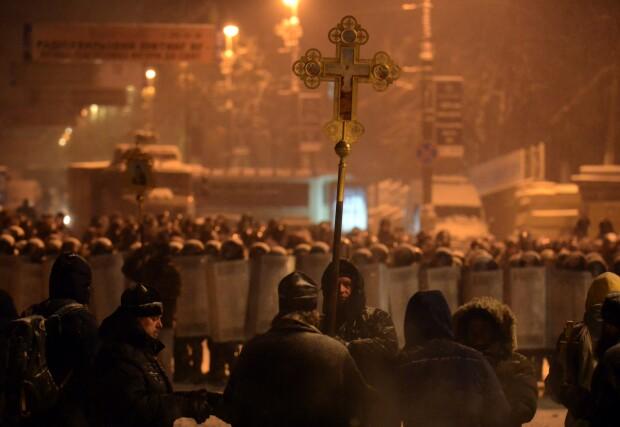 proteste Kiev, Ucraina