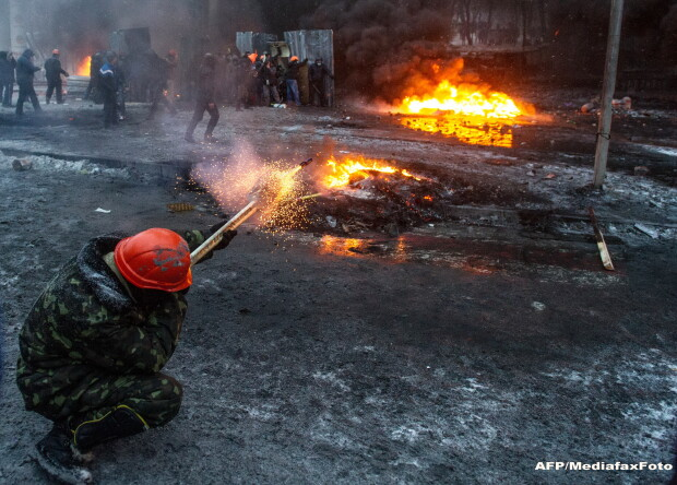 Proteste in Kiev, Ucraina