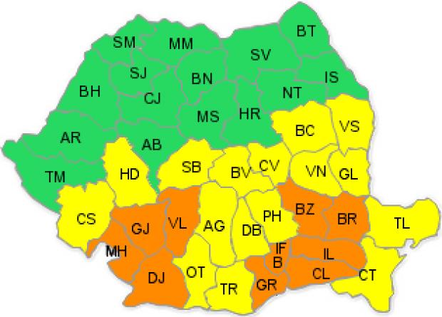 harta cod zapada