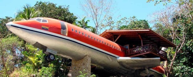 avion jungla