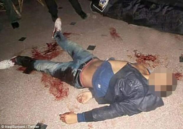 atacator egipt