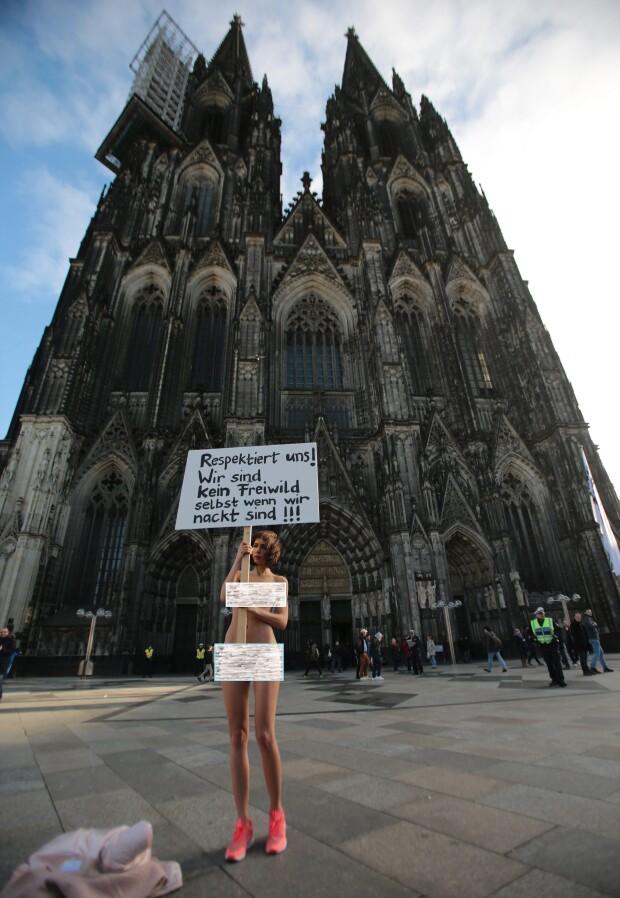 protest koln