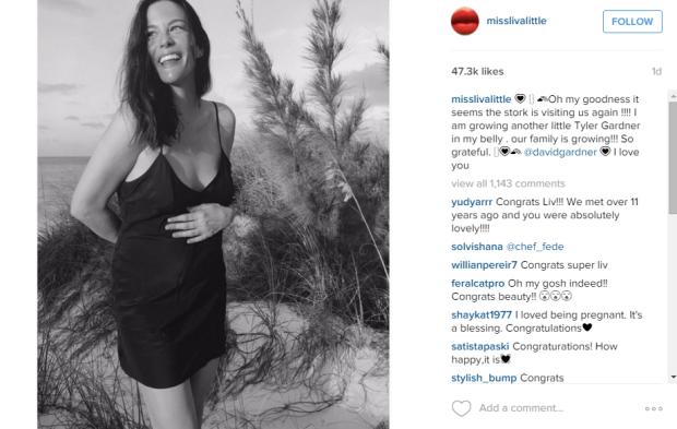 Liv Tyler - Instagram