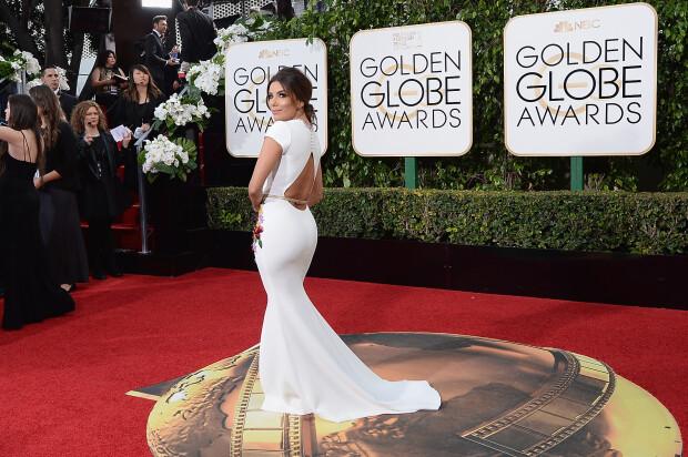 Eva Longoria Globul de Aur - Getty