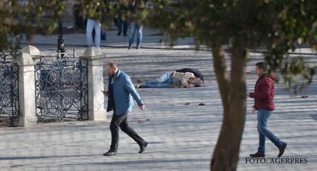 atentat Istanbul Sultahmet