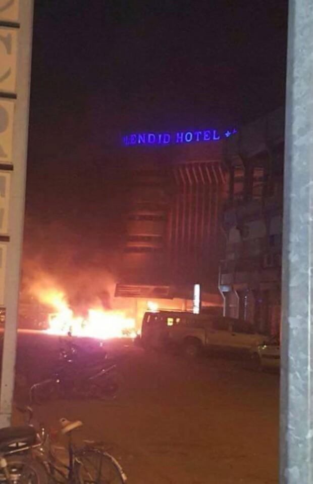 Atentat terorist Burkina Faso