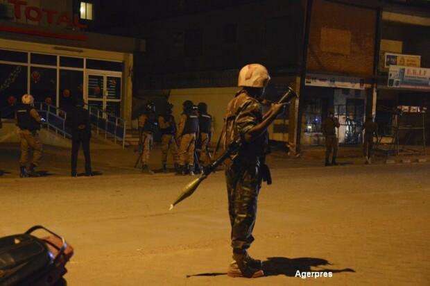 Atentat in Burkina Faso