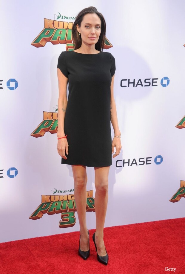 Angelina Jolie 2016
