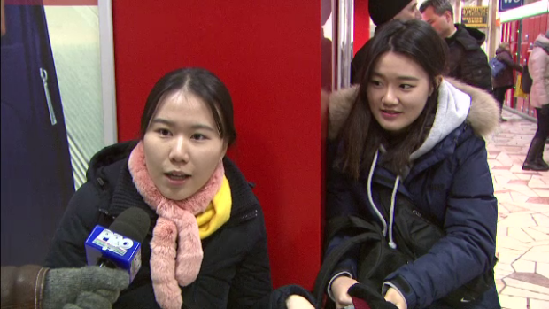 studente din Coreea