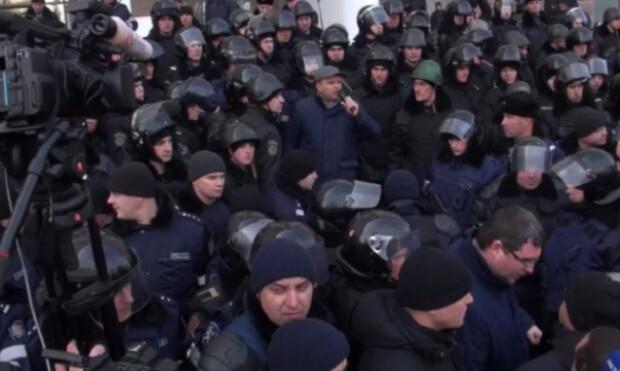 Proteste R. Moldova
