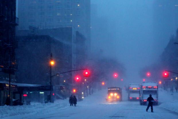 iarna SUA