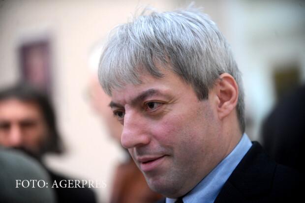 Marius Oprea, istoric,directorul Departamentul Investigatii Speciale din cadrul Institutului de Investigare a Crimelor Comunismului si Memoria Exilului Romanesc