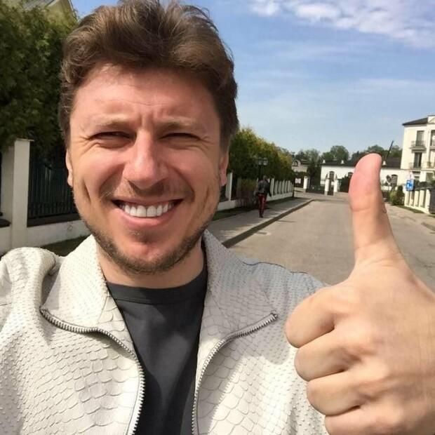 Artur Oceretnii, presupus sot al Liudmilei ex-Putin