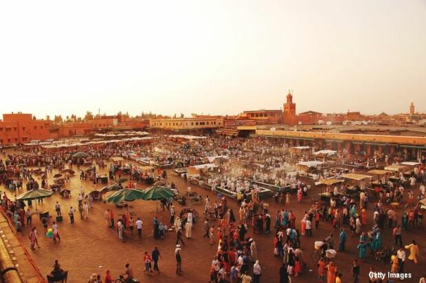 Piata Jamaa el-Fna