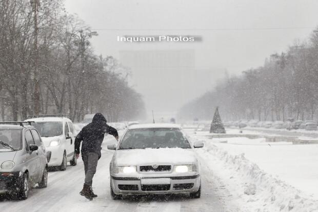 bucuresti ninsoare inquam