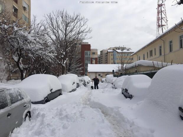 bucuresti ninsoare facebook