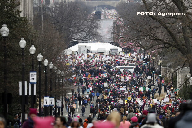marsul femeilor