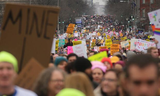 Proteste trump - 7