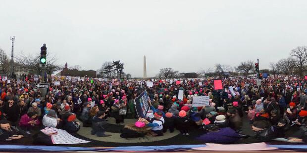 Proteste trump - 9