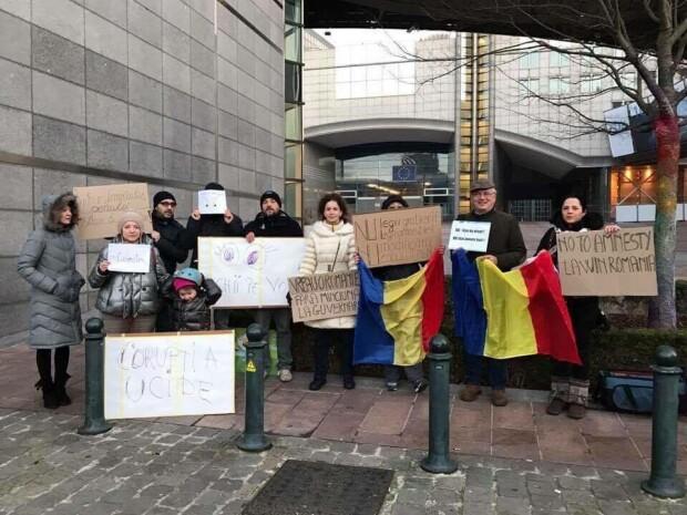 proteste Bruxelles