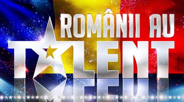 Romanii au talent
